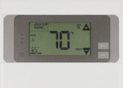 Thermostat Golden Gates Security